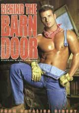 Behind The Barn Door
