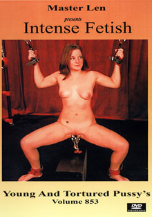 Intense Fetish 853: Young And Punished Pussy's