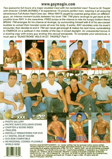 Muscle Beach Laid in St. Tropez Cena 5 Cover 2