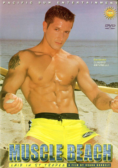 Muscle Beach Laid in St. Tropez Cover Front