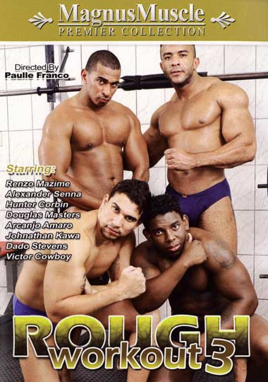 Rough Workout 3 Part 4 Cover 1