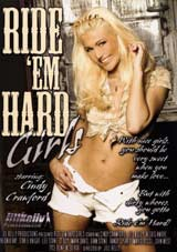 Adult Movies presents Ride \'Em Hard Girls