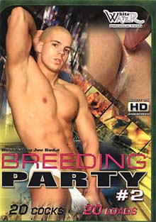Breeding Party 2 cover