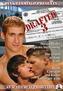 Drafted 3 cover