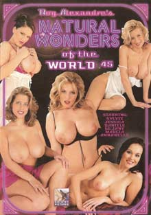 Natural Wonders Of The World 45 cover