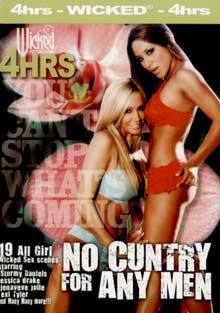 No Cuntry For Any Men