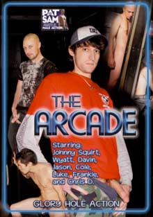 Gay Gloryholes Toilets : The Arcade!