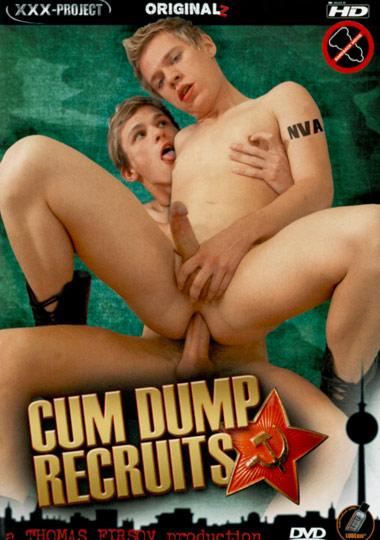 Cum Dump Recruits cover