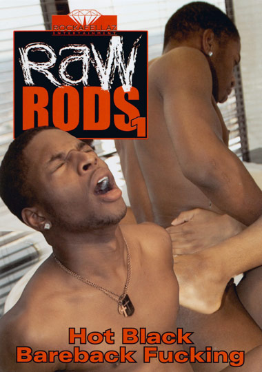 Raw Rods cover