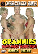 Grannies Have Much More Fun