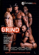 As a tribute to 70's grindhouse cinema, GRIND is a grimy, gritty, nonstop sex fest double feature! There is no plot or pretense, just two rooms packed to the rafters with man on man lust! Shot on location in one night, GRIND is about one thing and one thing only...GRINDIN' OUT DAT FUNKIN' NUT!!