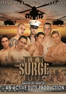 The Surge 3 features two hot studs giving up their manhood for the first time. Levi has come so far since signing on with us here at Active Duty. This shy, sexy country boy who grew up living the simple life on a ranch before joining the Navy went all the way from solo to bottoming and what an experience it was to watch him as he progressed.
