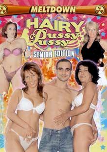 Hairy Pussy Pussy: Senior Edition