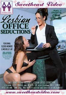 Lesbian Office Seductions