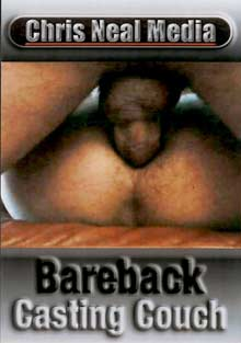 Bareback Casting Couch cover