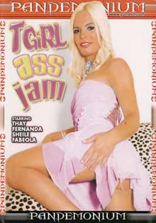 T Girl Ass Jam
