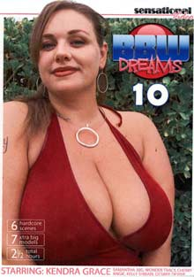 BBW Dreams 10 cover
