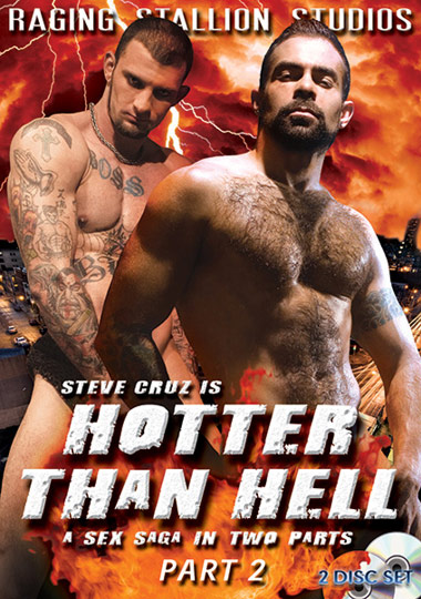Hotter Than Hell 2 cover