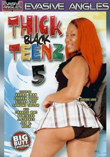 Thick Black Teenz 5