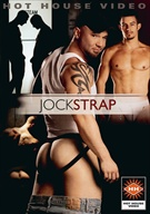 Director Steven Scarborough invites you to strip down to your strap in five throbbing Jockstrap fantasies bulging with action. Join ten jockstrap-wearing hunks, including Vinnie D'Angelo and Tyler Riggz, two formidable top-men who give it up on video for the first time - to each other! And a gym workout turns into an athletic double-penetration for C.J. Knight. This jock-themed hit features jocks crammed with fat cocks, sweaty nutsacks and bubble-butts, so strip down to your strap and jack to Jockstrap!