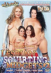 Lesbian Squirting Midgets 2