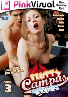 Slutty Campus Teens 3