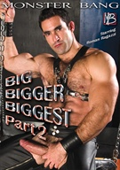 Big dicked Antonio Biaggi with his monster rod heads up the cast of Roman Ragazzi, Justin Christopher, Bo Mathews, Tristan Phoenix, Dak Ramsey, Damian Rios, and Enrique Currero. Each man brings his huge cock and a fuck everything in sight attitude, blowing loads and fucking each other.