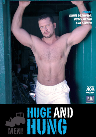 Huge And Hung cover