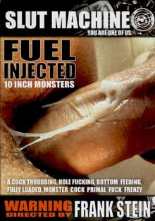 Fuel Injected 10 Inch Monsters cover