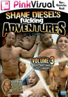 Shane Diesel's Fucking Adventures 3