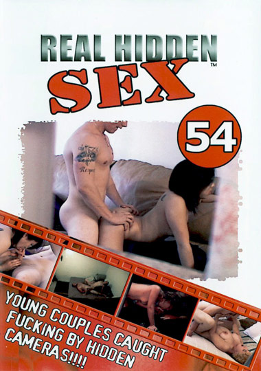 Real Hidden Sex 54 cover