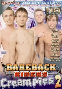 Bareback Riders Creampies 2 cover