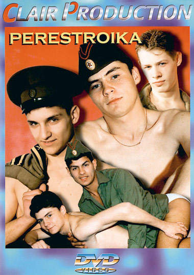 Perestroika Cover Front