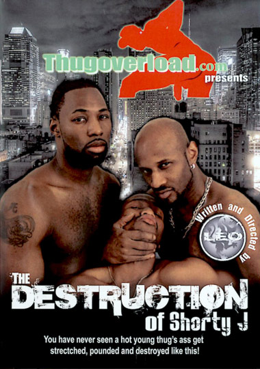 The Destruction Of Shorty J cover