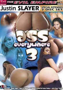 Ass Everywhere 3