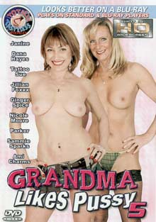 Grandma Likes Pussy 5