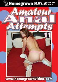 Amateur Anal Attempts 11