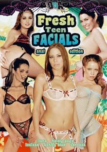 Fresh Teen Facials: Anal Edition