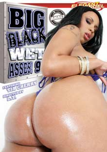 Big Black Wet Asses 9