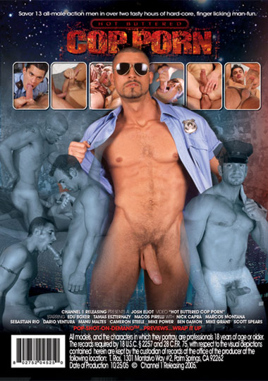 Hot Buttered Cop Porn Cena 2 Cover 2