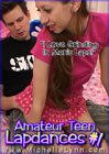 Amateur Teen Lapdances