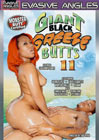 Giant Black Greeze Butts 11