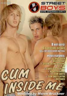 Cum Inside Me cover