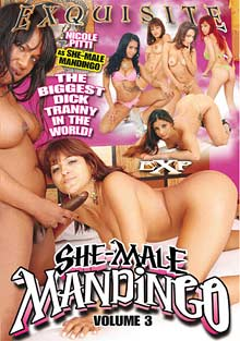 She-Male Mandingo 3