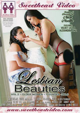 Lesbian Beauties 2: Older Women-Younger Girls