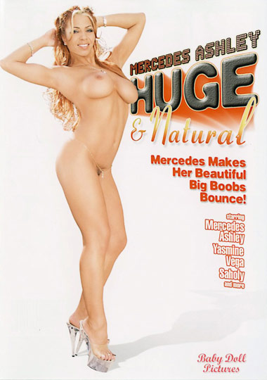 Mercedes Ashley Huge And Natural cover