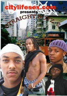 Gay Voyeur Private : The Straight Boyz 2!