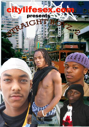 The Straight Boyz 2 cover