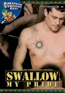 Gay Voyeur Private : Swallow My Pride!