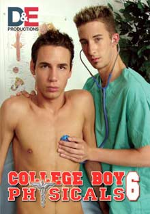 Gay Boyfriend : college Boy Physicals 6!
